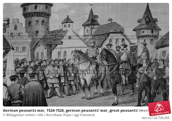 german states in 1524 1526 essay Analyze the causes of and the responses to the peasants' revolts in the german states, 1524-1526 martin luther said that he believed everyone was equal in god's eyes.