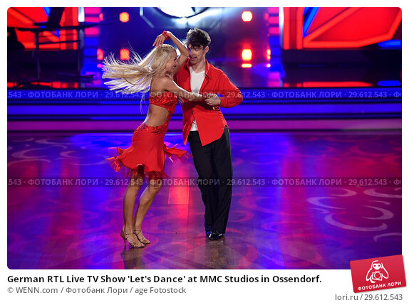 Купить «German RTL Live TV Show 'Let's Dance' at MMC Studios in Ossendorf. Featuring: Roman Lochmann (Die Lochis), Katja Kalugina Where: Cologne, Germany When: 16 Mar 2018 Credit: WENN.com», фото № 29612543, снято 16 марта 2018 г. (c) age Fotostock / Фотобанк Лори