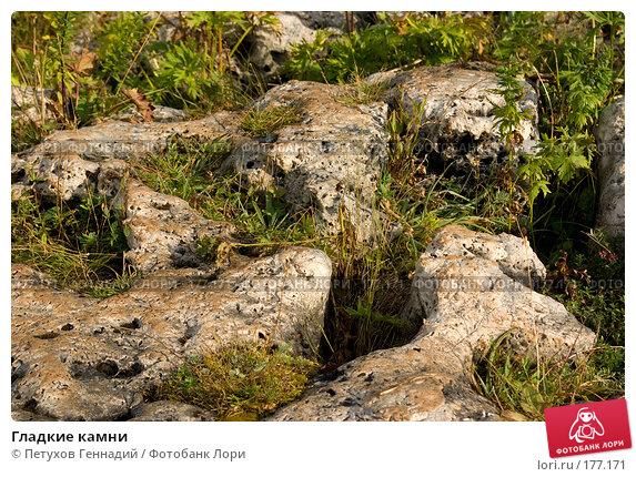 Гладкие камни, фото № 177171, снято 10 августа 2007 г. (c) Петухов Геннадий / Фотобанк Лори