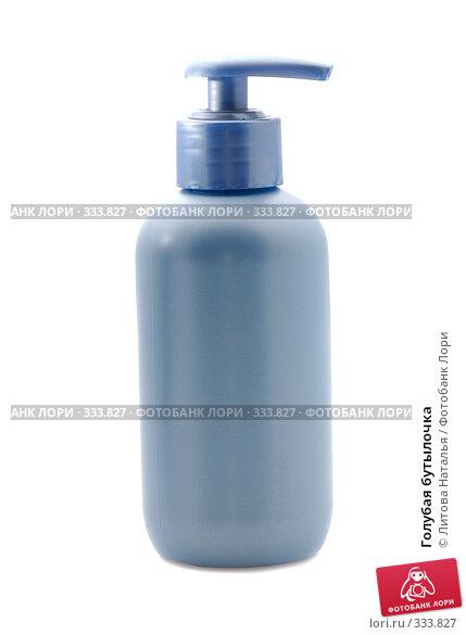 Голубая бутылочка, фото № 333827, снято 31 мая 2008 г. (c) Литова Наталья / Фотобанк Лори