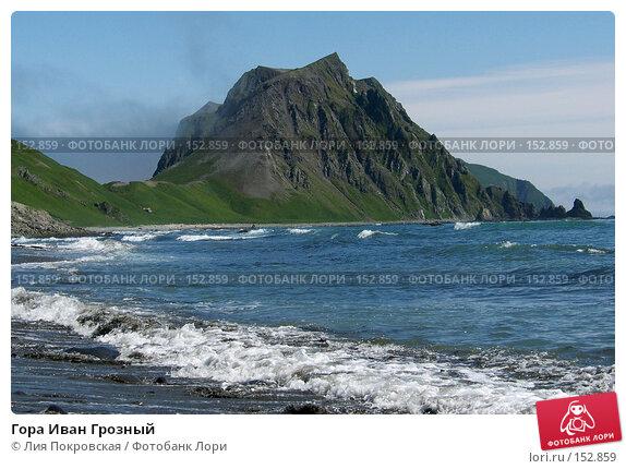 Гора Иван Грозный, фото № 152859, снято 22 июля 2007 г. (c) Лия Покровская / Фотобанк Лори