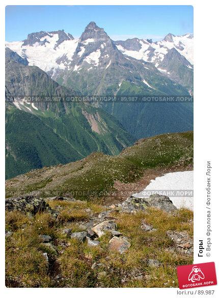 Горы, фото № 89987, снято 4 августа 2007 г. (c) Вера Фролова / Фотобанк Лори