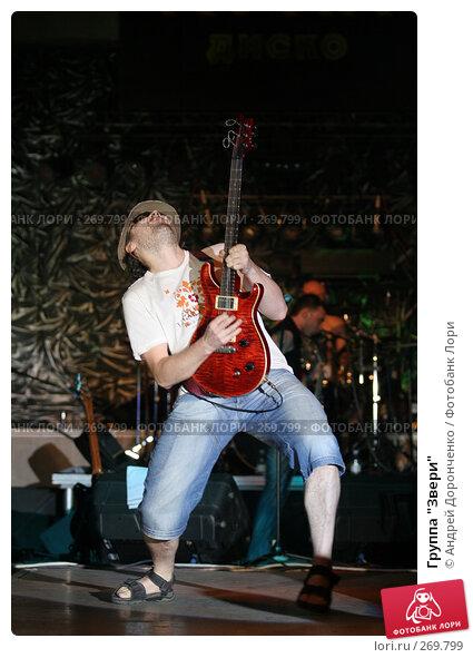 "Группа ""Звери"", фото № 269799, снято 17 января 2017 г. (c) Андрей Доронченко / Фотобанк Лори"
