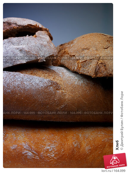 Купить «Хлеб», фото № 164099, снято 1 января 2006 г. (c) Дмитрий Булин / Фотобанк Лори