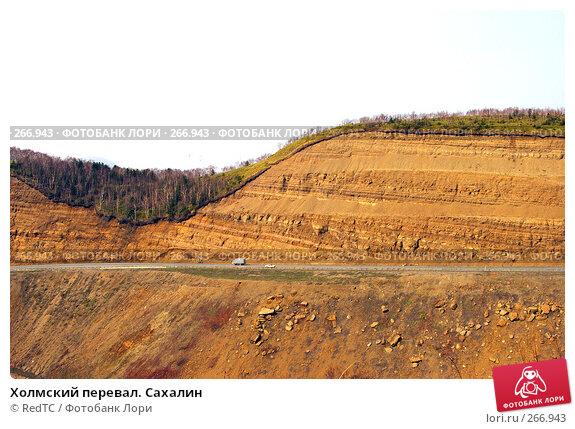 Холмский перевал. Сахалин, фото № 266943, снято 29 апреля 2008 г. (c) RedTC / Фотобанк Лори