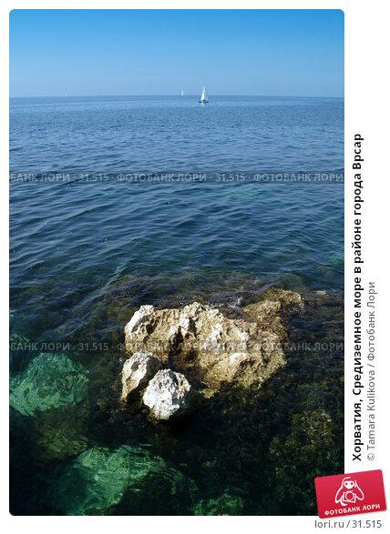 Хорватия, Средиземное море в районе города Врсар, фото № 31515, снято 9 апреля 2007 г. (c) Tamara Kulikova / Фотобанк Лори