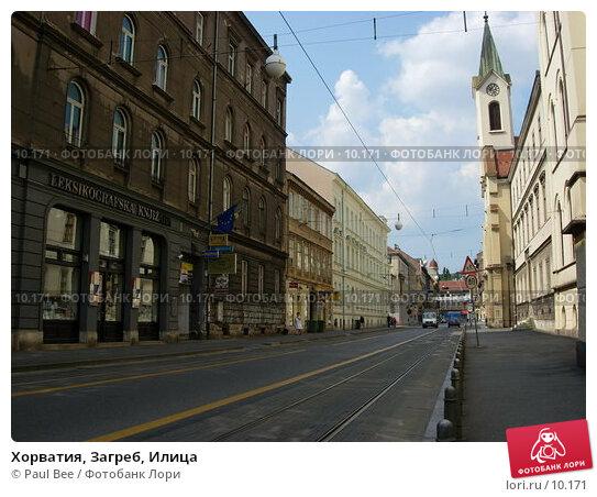 Купить «Хорватия, Загреб, Илица», фото № 10171, снято 9 июля 2006 г. (c) Paul Bee / Фотобанк Лори