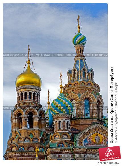 Храм Спаса на Крови (Санкт Петербург), фото № 104367, снято 30 марта 2017 г. (c) Алексей Судариков / Фотобанк Лори