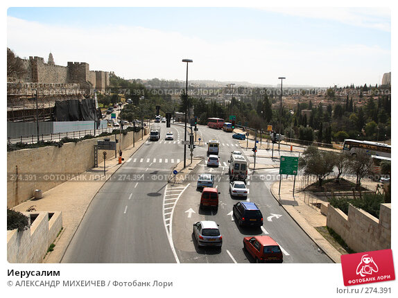 Иерусалим, фото № 274391, снято 22 февраля 2008 г. (c) АЛЕКСАНДР МИХЕИЧЕВ / Фотобанк Лори