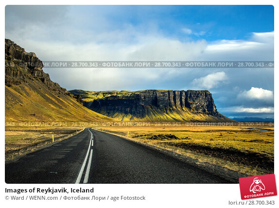 Купить «Images of Reykjavik, Iceland Featuring: Lonely Road, Iceland Where: Reykyavik, Iceland When: 26 Oct 2016 Credit: Ward/WENN.com», фото № 28700343, снято 26 октября 2016 г. (c) age Fotostock / Фотобанк Лори