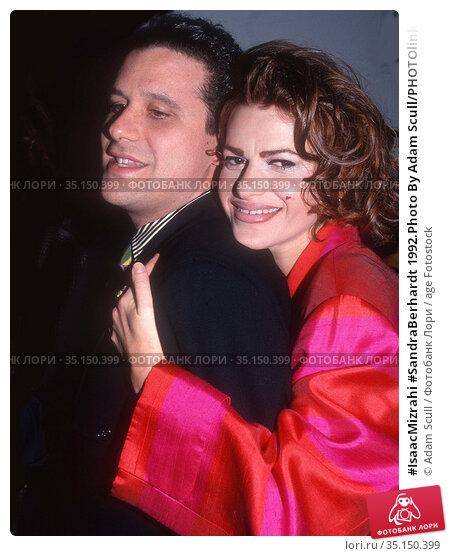 #IsaacMizrahi #SandraBerhardt 1992.Photo By Adam Scull/PHOTOlink.net.. Редакционное фото, фотограф Adam Scull / age Fotostock / Фотобанк Лори