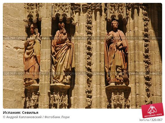 Испания: Севилья, фото № 320067, снято 30 апреля 2008 г. (c) Андрей Каплановский / Фотобанк Лори