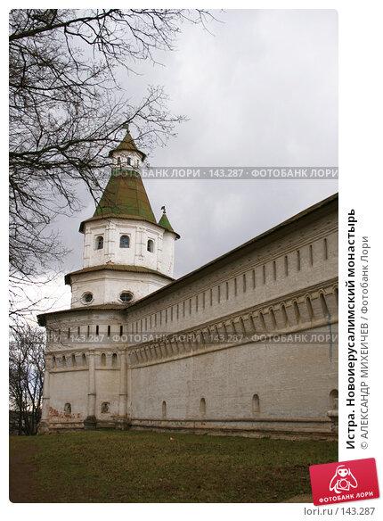 Истра. Новоиерусалимский монастырь, фото № 143287, снято 8 апреля 2007 г. (c) АЛЕКСАНДР МИХЕИЧЕВ / Фотобанк Лори