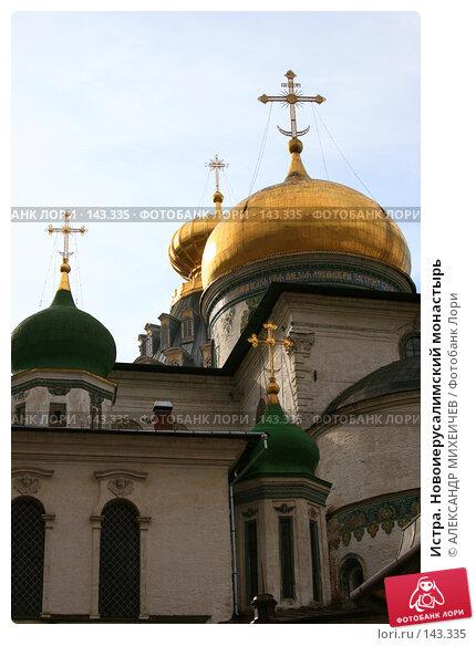 Истра. Новоиерусалимский монастырь, фото № 143335, снято 8 апреля 2007 г. (c) АЛЕКСАНДР МИХЕИЧЕВ / Фотобанк Лори