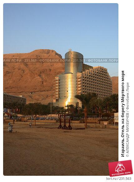 Купить «Израиль.Отель на берегу Мёртвого моря», фото № 231563, снято 22 февраля 2008 г. (c) АЛЕКСАНДР МИХЕИЧЕВ / Фотобанк Лори