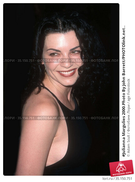 #Julianna Margulies 2000.Photo By John Barrett/PHOTOlink.net.. Редакционное фото, фотограф Adam Scull / age Fotostock / Фотобанк Лори