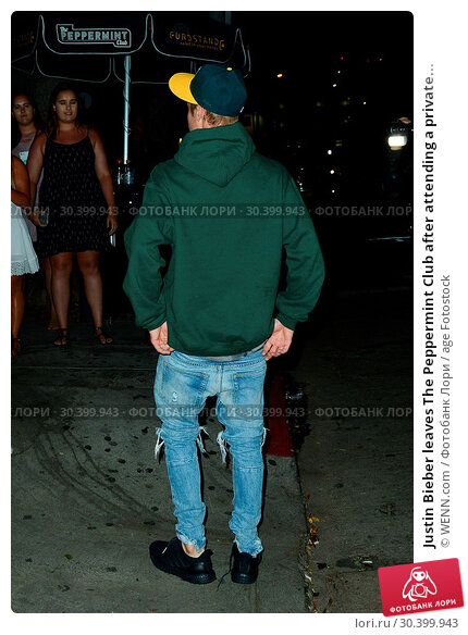 Купить «Justin Bieber leaves The Peppermint Club after attending a private church event Featuring: Justin Bieber Where: Los Angeles, California, United States When: 06 Aug 2017 Credit: WENN.com», фото № 30399943, снято 6 августа 2017 г. (c) age Fotostock / Фотобанк Лори