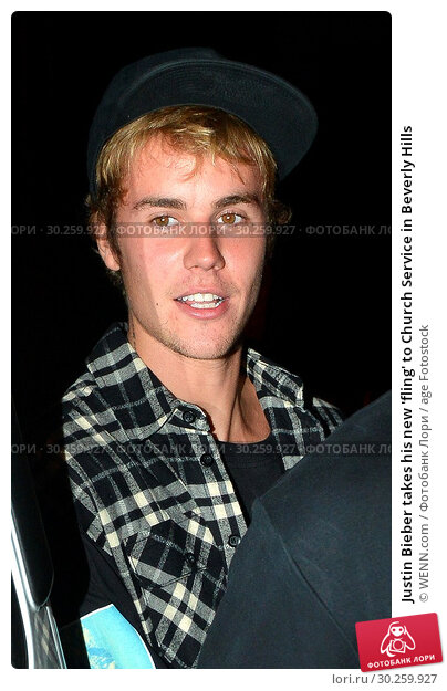Купить «Justin Bieber takes his new 'fling' to Church Service in Beverly Hills Featuring: Justin Bieber Where: Beverly Hills, California, United States When: 05 Oct 2017 Credit: WENN.com», фото № 30259927, снято 5 октября 2017 г. (c) age Fotostock / Фотобанк Лори