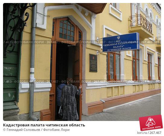 Кадастровая палата читинская область, фото № 267467, снято 24 апреля 2008 г. (c) Геннадий Соловьев / Фотобанк Лори
