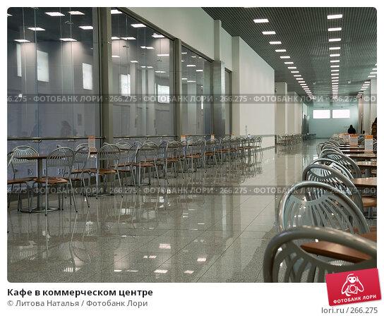 Кафе в коммерческом центре, фото № 266275, снято 24 февраля 2008 г. (c) Литова Наталья / Фотобанк Лори