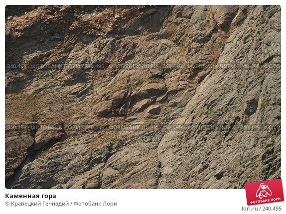 Каменная гора, фото № 240495, снято 23 апреля 2017 г. (c) Кравецкий Геннадий / Фотобанк Лори