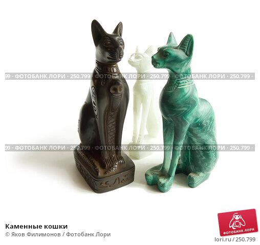 Каменные кошки, фото № 250799, снято 12 апреля 2008 г. (c) Яков Филимонов / Фотобанк Лори