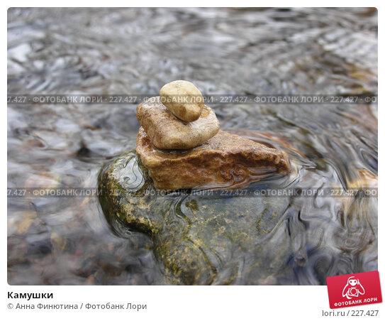 Камушки, фото № 227427, снято 8 марта 2008 г. (c) Анна Финютина / Фотобанк Лори