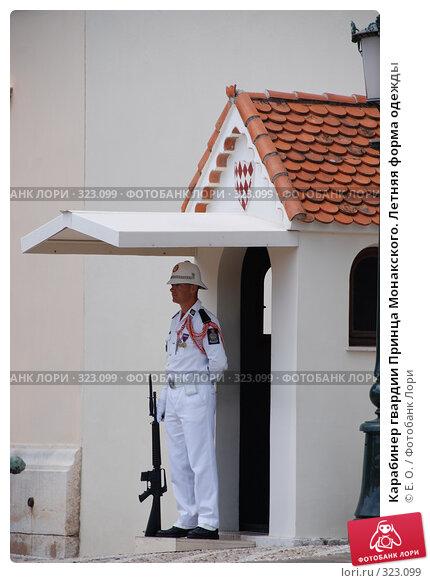Карабинер гвардии Принца Монакского. Летняя форма одежды, фото № 323099, снято 14 июня 2008 г. (c) Екатерина Овсянникова / Фотобанк Лори