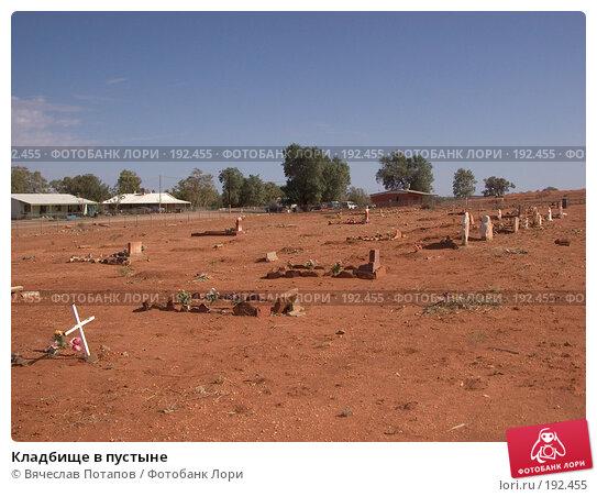 Купить «Кладбище в пустыне», фото № 192455, снято 14 октября 2006 г. (c) Вячеслав Потапов / Фотобанк Лори