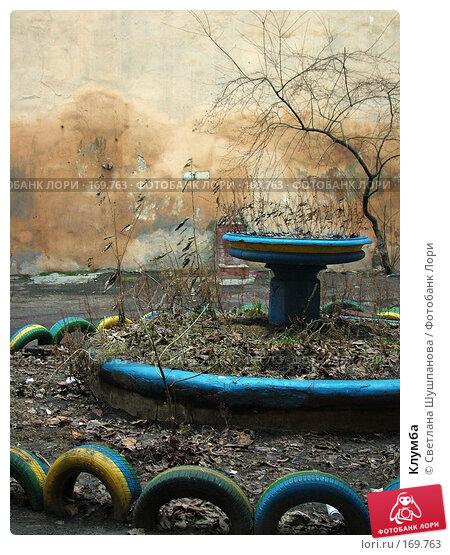 Клумба, фото № 169763, снято 5 января 2006 г. (c) Светлана Шушпанова / Фотобанк Лори