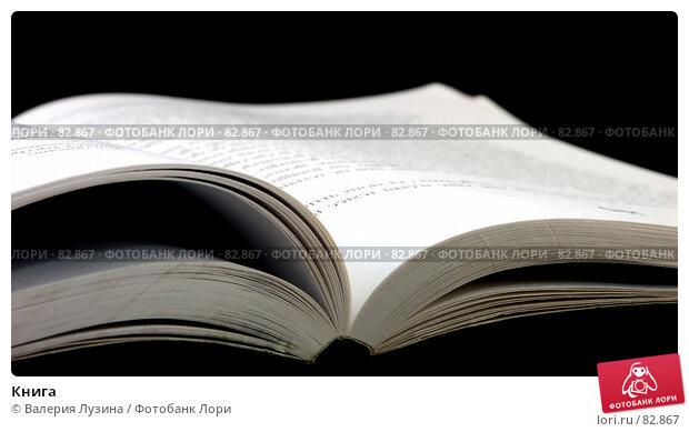 Купить «Книга», фото № 82867, снято 9 августа 2007 г. (c) Валерия Потапова / Фотобанк Лори