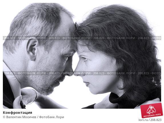 Конфронтация, фото № 208823, снято 9 сентября 2007 г. (c) Валентин Мосичев / Фотобанк Лори
