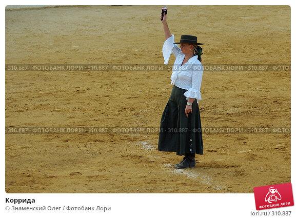 Коррида, эксклюзивное фото № 310887, снято 13 августа 2006 г. (c) Знаменский Олег / Фотобанк Лори