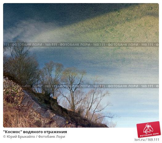 """""""Космос"""" водяного отражения, фото № 169111, снято 14 января 2007 г. (c) Юрий Брыкайло / Фотобанк Лори"""