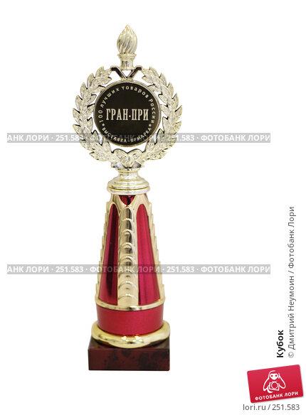 Кубок, эксклюзивное фото № 251583, снято 8 июня 2006 г. (c) Дмитрий Неумоин / Фотобанк Лори