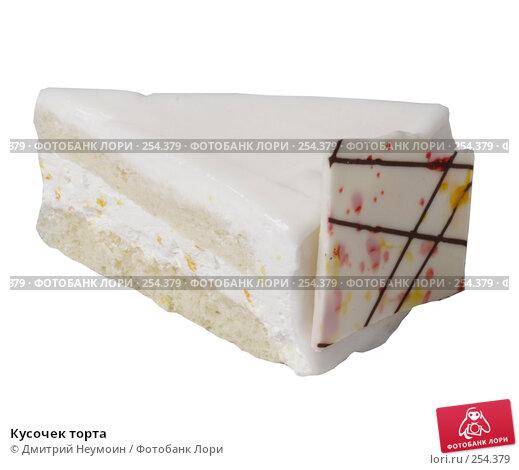 Кусочек торта, эксклюзивное фото № 254379, снято 8 июня 2006 г. (c) Дмитрий Нейман / Фотобанк Лори