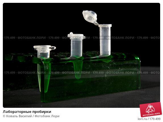Лабораторные пробирки, фото № 179499, снято 7 декабря 2007 г. (c) Коваль Василий / Фотобанк Лори