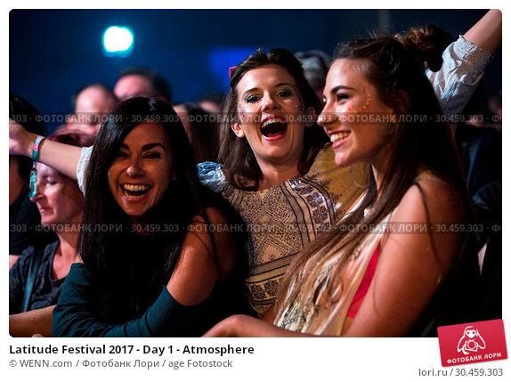 Latitude Festival 2017 - Day 1 - Atmosphere. Редакционное фото, фотограф WENN.com / age Fotostock / Фотобанк Лори