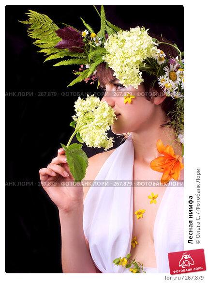Лесная нимфа, фото № 267879, снято 11 июля 2007 г. (c) Ольга С. / Фотобанк Лори