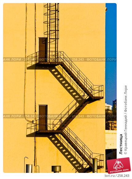 Лестница, фото № 258243, снято 30 апреля 2006 г. (c) Кравецкий Геннадий / Фотобанк Лори