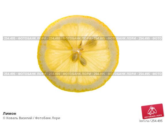 Лимон, фото № 254495, снято 21 марта 2008 г. (c) Коваль Василий / Фотобанк Лори