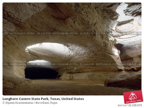 Longhorn Cavern State Park, Texas, United States, фото № 26328019, снято 15 мая 2017 г. (c) Ирина Кожемякина / Фотобанк Лори