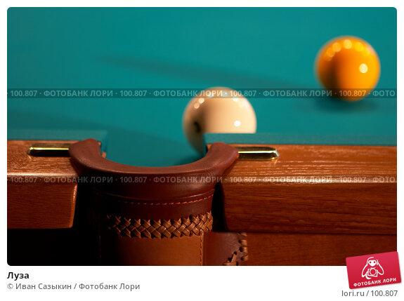 Купить «Луза», фото № 100807, снято 27 октября 2006 г. (c) Иван Сазыкин / Фотобанк Лори