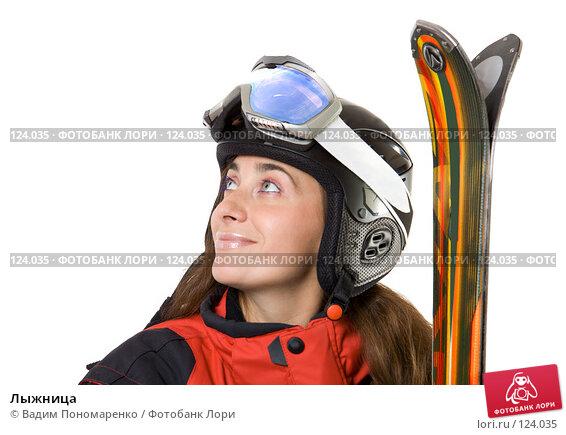 Лыжница, фото № 124035, снято 16 сентября 2007 г. (c) Вадим Пономаренко / Фотобанк Лори