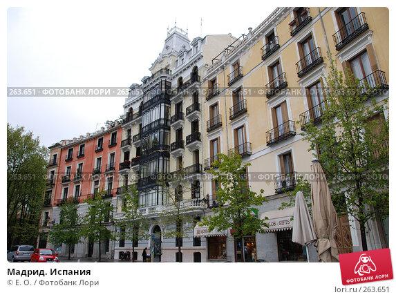 Мадрид. Испания, фото № 263651, снято 19 апреля 2008 г. (c) Екатерина Овсянникова / Фотобанк Лори