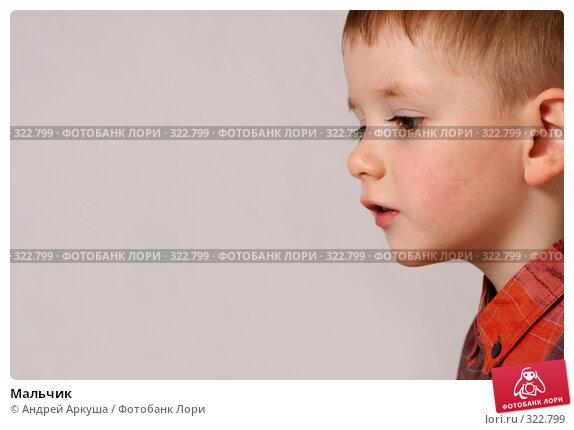 Мальчик, фото № 322799, снято 11 мая 2008 г. (c) Андрей Аркуша / Фотобанк Лори
