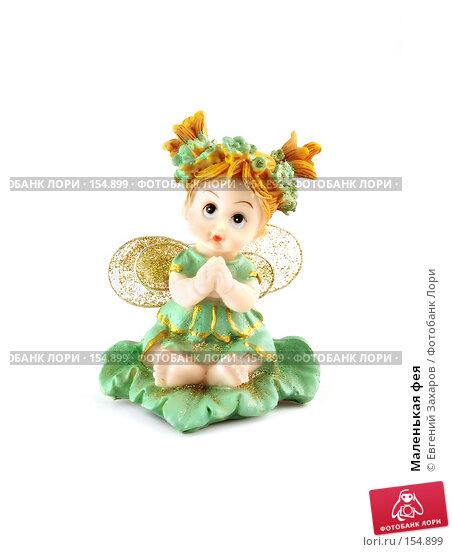 Маленькая фея, эксклюзивное фото № 154899, снято 20 декабря 2007 г. (c) Евгений Захаров / Фотобанк Лори