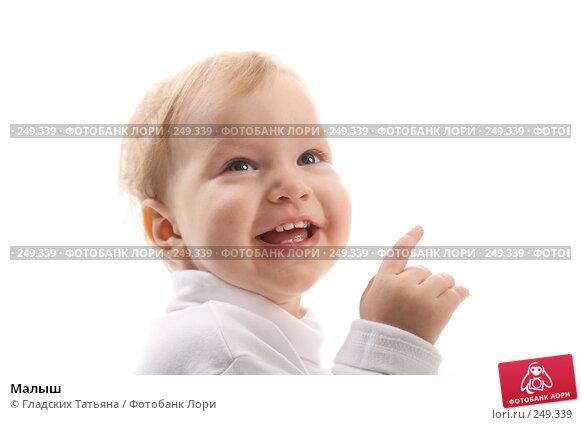 Купить «Малыш», фото № 249339, снято 10 марта 2008 г. (c) Гладских Татьяна / Фотобанк Лори
