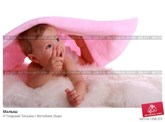 Малыш, фото № 258311, снято 18 апреля 2007 г. (c) Гладских Татьяна / Фотобанк Лори