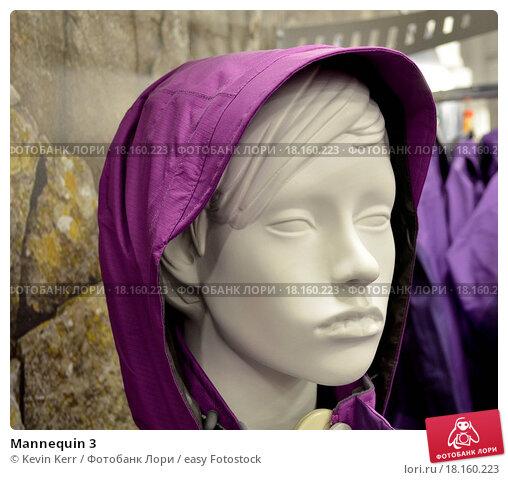 Купить «Mannequin 3», фото № 18160223, снято 7 декабря 2018 г. (c) easy Fotostock / Фотобанк Лори